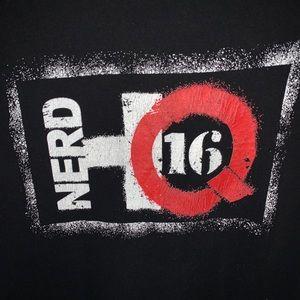 American Apparel Shirts - Nerd H16 Mens Retro Tee Shirt Medium